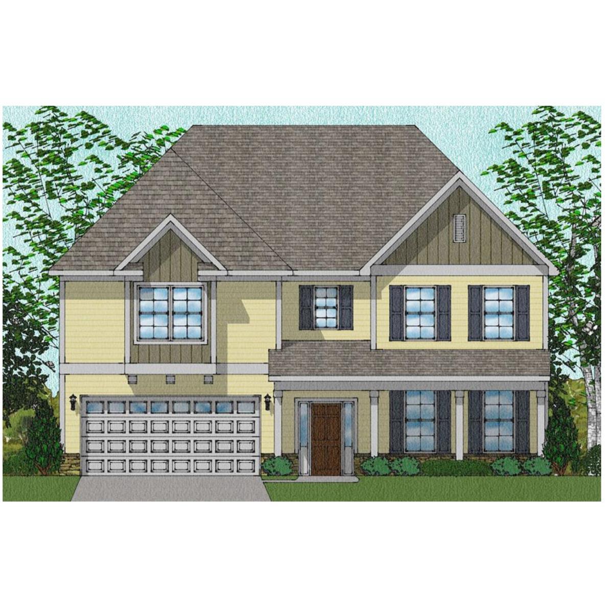 The Yates – Mungo Homes Yates Floor Plan
